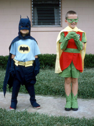 Halloween Costume Ideas for Boys : Be a Superhero