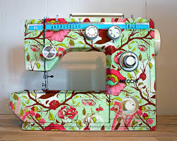 A well-designed sewing machine