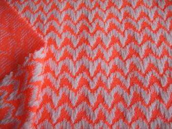 an example of a double knit fabric