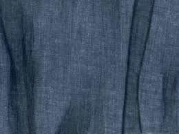 a sample of chambray fabric