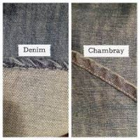 What is the Difference Between Chambray and Denim