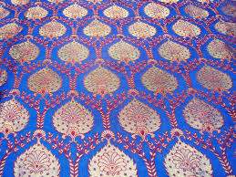The History, Creation and How Brocade Fabrics Are Used