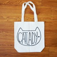 A Video Tuturial On How To Make a Simple DIY Tote Bag