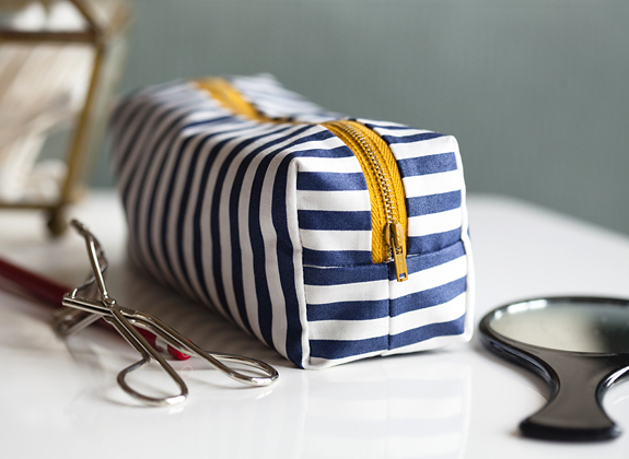 DIY Sewing Tips How To Sew Your Own Make Up Bag