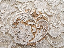 The History of Lace Fabric and How It Is Made