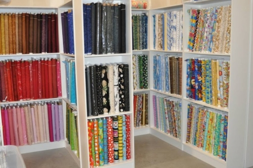 Sewing Fabric Store