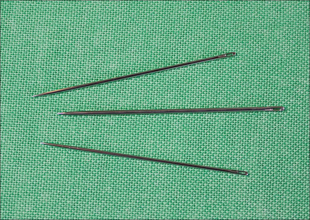 Sharp Needles