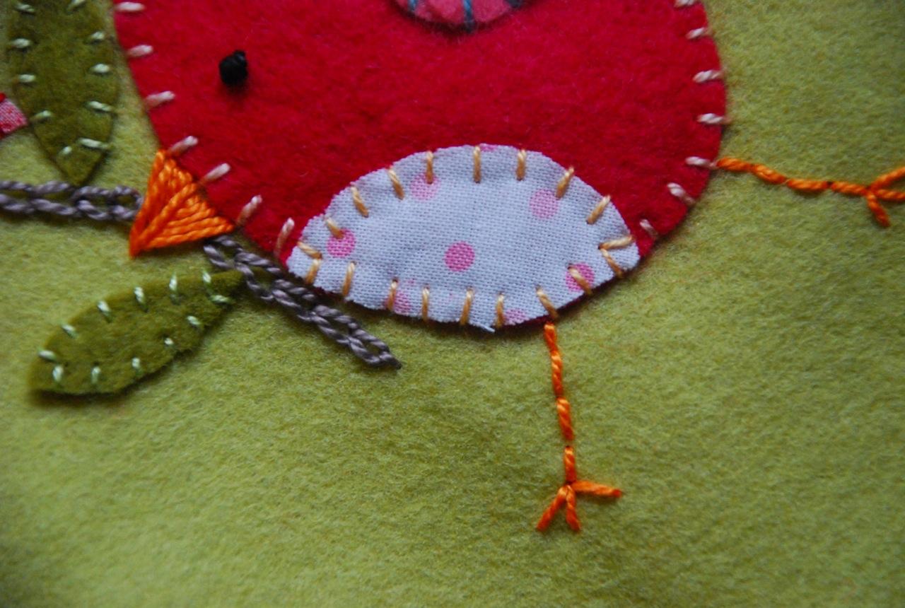 Hand Stitching Tips
